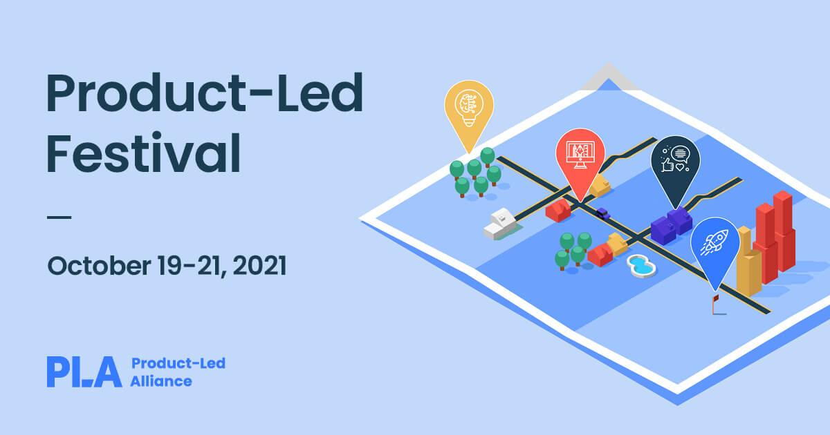 Product-Led Festival 2021